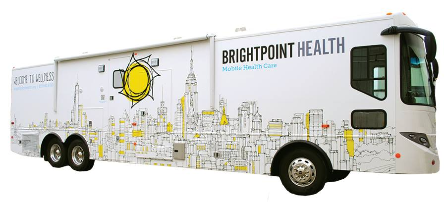 Brightpoint Health mobile health unit