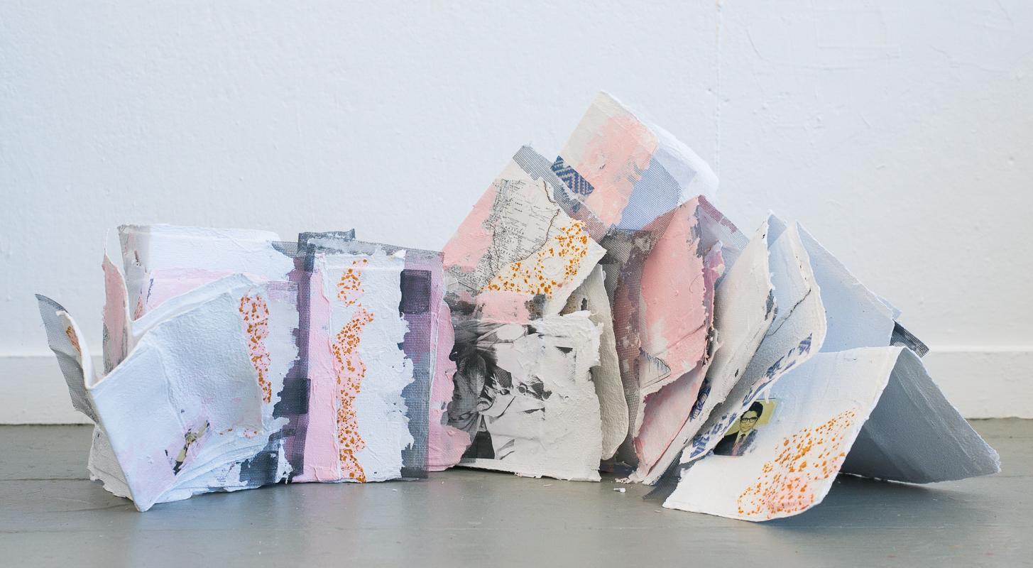 Image of paper series PAPER:work by Tahir Karmali