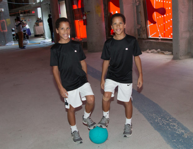 """""""Soccket"""" soccer ball"""