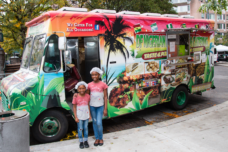 Divine Flavored Nigerian Food Truck