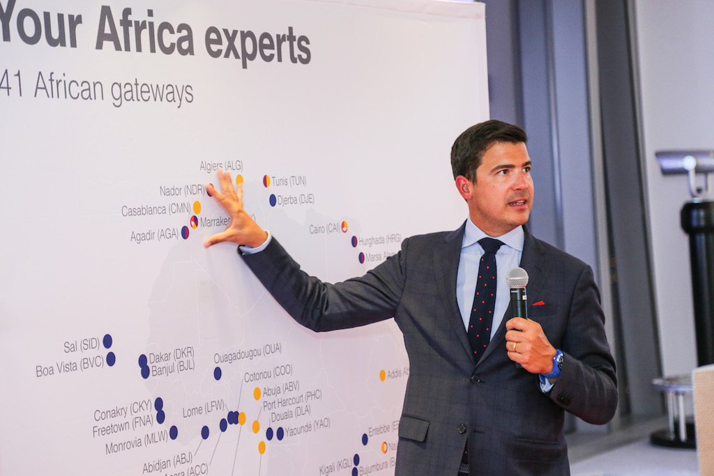 Presentation by Christophe Allard